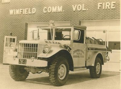 Winfield Community Volunteer Fire Department - Carroll County, MD