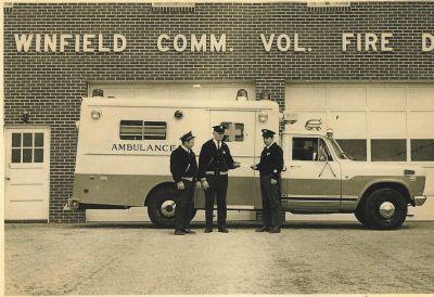 Winfield Community Volunteer Fire Department - Carroll County, MD
