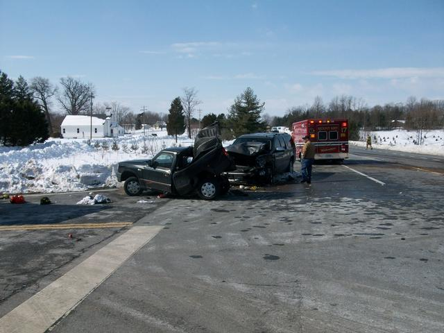 Car Accident Sykesville Md
