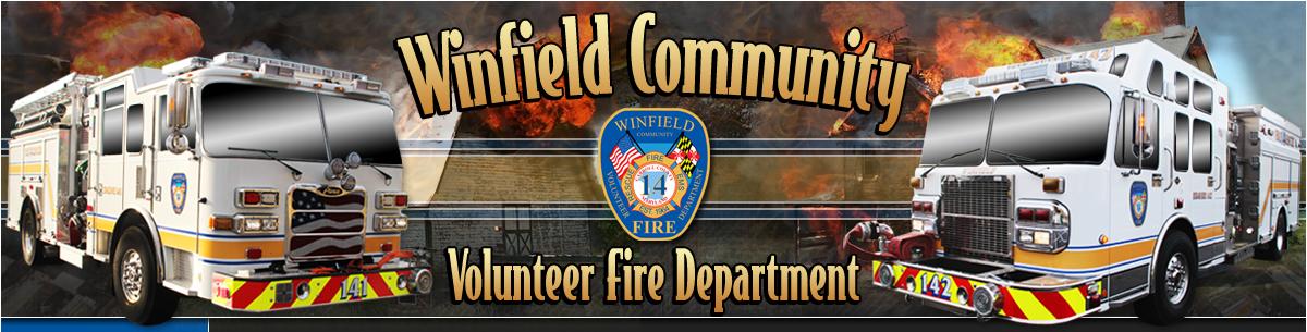 Winfield Community Volunteer Fire Department
